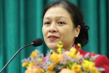 Bà Nguyễn Phương Nga tái cử Chủ tịch Liên hiệp các tổ chức hữu nghị